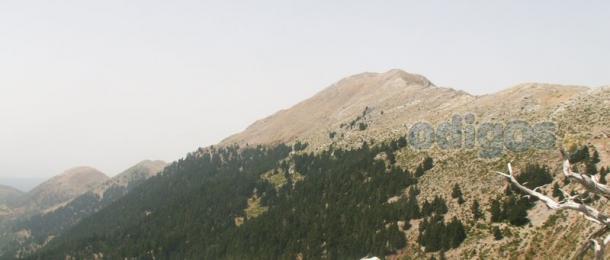 Αστράς ή Ανάληψη. Η ψηλότερη κορυφή του Ερύμανθου στην Ηλεία